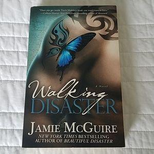 NWT Walking Disaster by Jamie McGuire